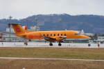 プルシアンブルーさんが、仙台空港で撮影したエアトランセ 1900Dの航空フォト(写真)