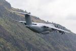 チャッピー・シミズさんが、レイクンヒース空軍基地で撮影したイギリス空軍 A400Mの航空フォト(写真)