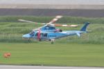 プラグマニアさんが、佐賀空港で撮影した佐賀県警察 AW109SPの航空フォト(写真)