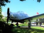 Smyth Newmanさんが、戦争記念館で撮影した大韓民国空軍 T-28A Trojanの航空フォト(写真)