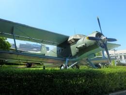Smyth Newmanさんが、戦争記念館で撮影した大韓民国空軍 An-2の航空フォト(飛行機 写真・画像)