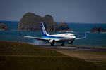 カヤノユウイチさんが、鳥取空港で撮影した全日空 737-881の航空フォト(飛行機 写真・画像)