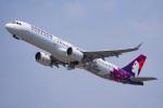 LAX Spotterさんが、ロサンゼルス国際空港で撮影したハワイアン航空 A321-271Nの航空フォト(写真)