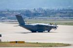 jombohさんが、チューリッヒ空港で撮影したイギリス空軍 A400Mの航空フォト(写真)