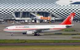 Asamaさんが、深圳宝安国際空港で撮影したユニ・トップエアラインズ A300B4-605Rの航空フォト(飛行機 写真・画像)