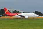 ポン太さんが、成田国際空港で撮影した深圳航空 A320-214の航空フォト(写真)