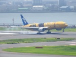 kayさんが、羽田空港で撮影した全日空 777-281/ERの航空フォト(写真)