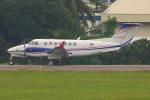 PASSENGERさんが、スルタン・アブドゥル・アジズ・シャー空港で撮影したAerotree King Air 350(B300)の航空フォト(写真)