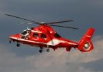 LOTUSさんが、名古屋飛行場で撮影した名古屋市消防航空隊 AS365N3 Dauphin 2の航空フォト(写真)