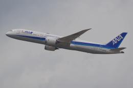 PASSENGERさんが、クアラルンプール国際空港で撮影した全日空 787-9の航空フォト(飛行機 写真・画像)
