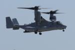 プラグマニアさんが、岩国空港で撮影したアメリカ海兵隊 MV-22Bの航空フォト(写真)