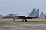 はるかのパパさんが、名古屋飛行場で撮影した航空自衛隊 F-15J Kai Eagleの航空フォト(写真)
