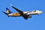 はるかのパパさんが、羽田空港で撮影したスカイマーク 737-86Nの航空フォト(写真)