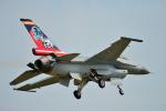 アカゆこさんが、嘉義空港で撮影した中華民国空軍 F-16B Fighting Falconの航空フォト(飛行機 写真・画像)
