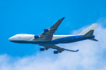 Cygnus00さんが、新千歳空港で撮影したドバイ・ロイヤル・エア・ウィング 747-412F/SCDの航空フォト(写真)