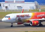 タミーさんが、中部国際空港で撮影したベトジェットエア A320-214の航空フォト(写真)