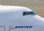 タミーさんが、中部国際空港で撮影したボーイング 747-4J6(LCF) Dreamlifterの航空フォト(写真)