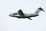 北の熊さんが、千歳基地で撮影した航空自衛隊 C-2の航空フォト(飛行機 写真・画像)