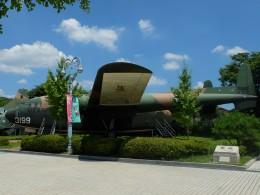 Smyth Newmanさんが、戦争記念館で撮影したアメリカ空軍 C-119 Flying Boxcarの航空フォト(飛行機 写真・画像)