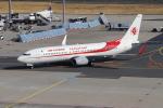 sumihan_2010さんが、フランクフルト国際空港で撮影したアルジェリア航空 737-8D6の航空フォト(写真)