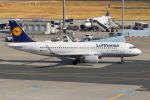 sumihan_2010さんが、フランクフルト国際空港で撮影したルフトハンザドイツ航空 A320-214の航空フォト(写真)