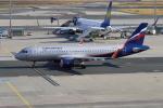 sumihan_2010さんが、フランクフルト国際空港で撮影したアエロフロート・ロシア航空 A320-214の航空フォト(写真)