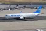sumihan_2010さんが、フランクフルト国際空港で撮影したエア・ヨーロッパ 737-85Pの航空フォト(写真)
