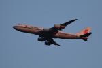 sumihan_2010さんが、フランクフルト国際空港で撮影した中国国際航空 747-89Lの航空フォト(写真)