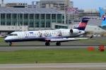 ウッディーさんが、福岡空港で撮影したアイベックスエアラインズ CL-600-2C10 Regional Jet CRJ-702ERの航空フォト(写真)