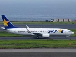 SK51Aさんが、羽田空港で撮影したスカイマーク 737-8ALの航空フォト(写真)