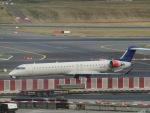 ヒロリンさんが、ブリュッセル国際空港で撮影したノルディカ CL-600-2D24 Regional Jet CRJ-900ERの航空フォト(写真)