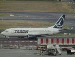 ヒロリンさんが、ブリュッセル国際空港で撮影したタロム航空 737-38Jの航空フォト(写真)