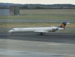 ヒロリンさんが、ブリュッセル国際空港で撮影したルフトハンザ・シティライン CL-600-2D24 Regional Jet CRJ-900LRの航空フォト(写真)