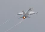 じーく。さんが、札幌飛行場で撮影したアメリカ空軍 F-16CM-50-CF Fighting Falconの航空フォト(写真)