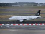 ヒロリンさんが、ブリュッセル国際空港で撮影したブリュッセル航空 A319-112の航空フォト(写真)