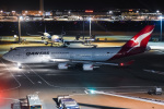 renseiさんが、羽田空港で撮影したカンタス航空 747-48Eの航空フォト(写真)