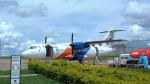 westtowerさんが、マリリア空港で撮影したパンタナール・リンハス・アエレアス  ATR-42-320の航空フォト(写真)
