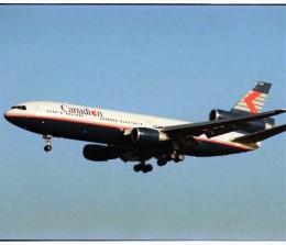 エルさんが、成田国際空港で撮影したカナディアン航空 DC-10-30の航空フォト(飛行機 写真・画像)