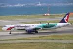 水月さんが、関西国際空港で撮影したマカオ航空 A321-231の航空フォト(写真)