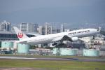 kumagorouさんが、伊丹空港で撮影した日本航空 777-346の航空フォト(飛行機 写真・画像)