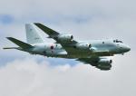 じーく。さんが、札幌飛行場で撮影した海上自衛隊 P-1の航空フォト(写真)