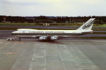 @たかひろさんが、成田国際空港で撮影したエバーグリーン航空 747-121(SF)の航空フォト(写真)