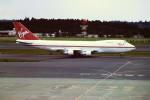 @たかひろさんが、成田国際空港で撮影したヴァージン・アトランティック航空 747-212Bの航空フォト(写真)