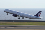 yabyanさんが、中部国際空港で撮影したマカオ航空 A321-231の航空フォト(飛行機 写真・画像)