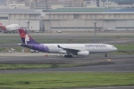 mitsuru1さんが、羽田空港で撮影したハワイアン航空 A330-243の航空フォト(写真)