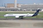 mitsuru1さんが、羽田空港で撮影したルフトハンザドイツ航空 A350-941XWBの航空フォト(写真)