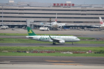 mitsuru1さんが、羽田空港で撮影した春秋航空 A320-214の航空フォト(写真)