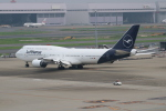 mitsuru1さんが、羽田空港で撮影したルフトハンザドイツ航空 747-830の航空フォト(写真)