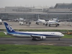 HRK-HNDさんが、羽田空港で撮影した全日空 767-381/ERの航空フォト(写真)