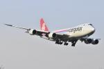 Orange linerさんが、成田国際空港で撮影したカーゴルクス 747-8R7F/SCDの航空フォト(写真)